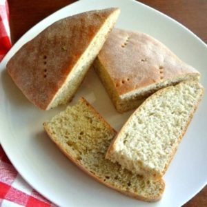 Sage Dill Bread has a generous addition of sage along with dill and fennel.