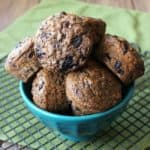Seasonal Cooking and Black Forest Cherry Muffins