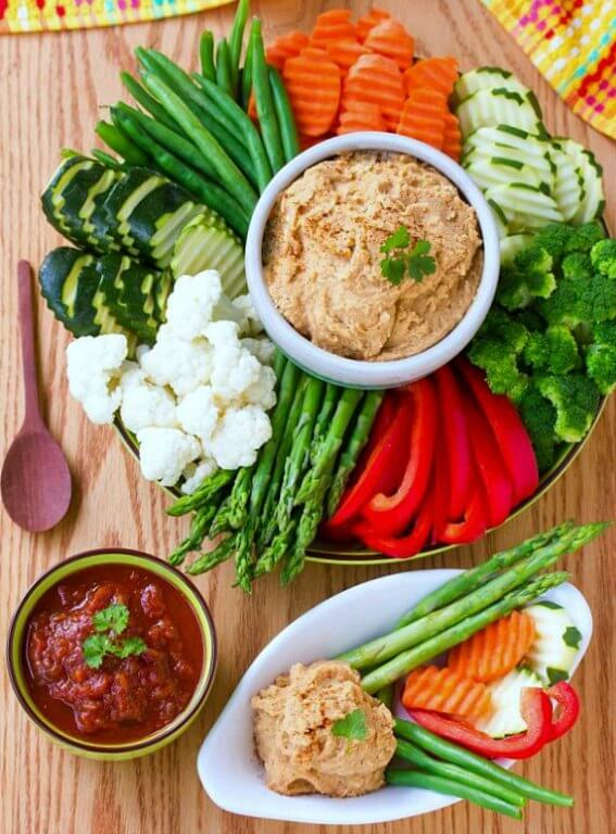 White Bean Dip is here to help with healthy noshing. Get ready for the next get-together that is just around the corner.