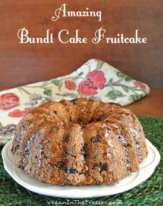 Bundt Cake Fruitcake is the best fruity sweet concoction that you will be proud to serve. Make copies of the recipe - people will be asking for it.