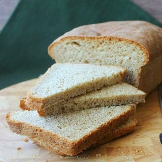 Rich Whole Wheat Batter Bread is the perfect sandwich loaf.