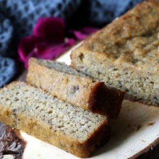 Moist Gluten-Free Banana Bread is something that can be enjoyed by Everyone. Almond flour & maple syrup help make this quick bread perfection