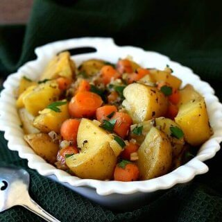 Instant Pot Potato Carrot Medley