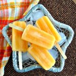Ruby Grapefruit and Orange Popsicles are satisfying to make because they are quick, refreshing and impressive.
