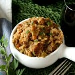 Rice Pilaf with Sausage and Peanuts
