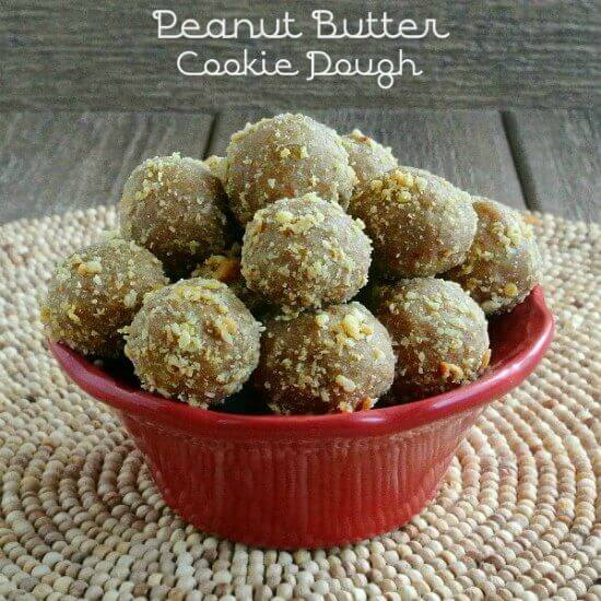 Peanut Butter Cookie Dough is a simple and delicious recipe.