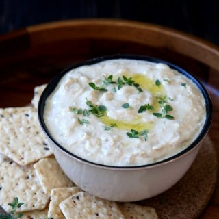 Chunky Chickpea Dip