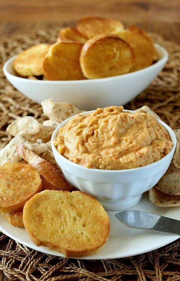 Artichoke Chipotle Hummus