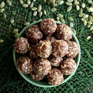 Spiced Rum Balls