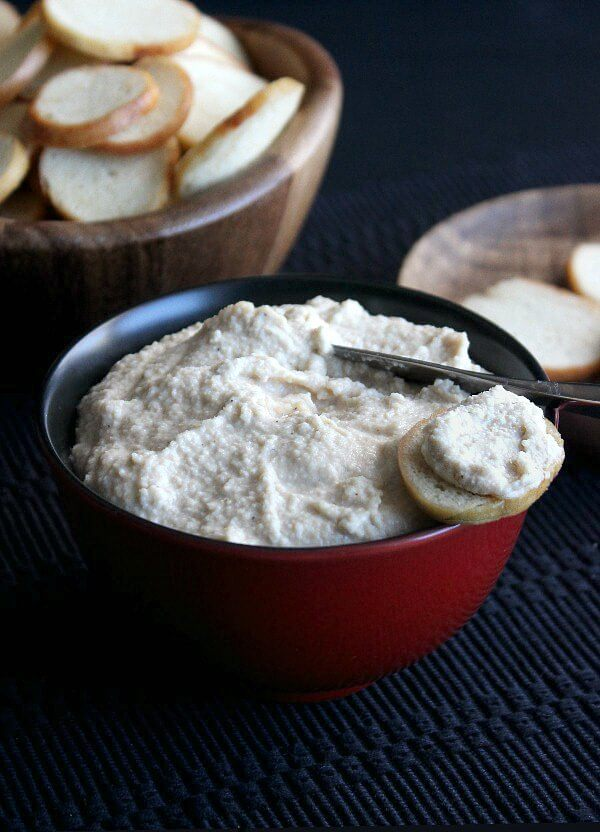 Vegan Cashew Spread Recipe is the prefect enhancement to compliment sandwiches and appetizers. Full of protein and flavor.