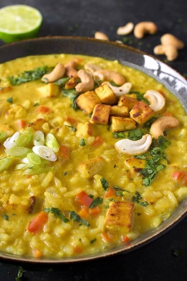 Thai Coconut Curry Stew