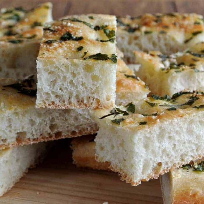 Vegan Focaccia Bread Recipe Vegan In The Freezer